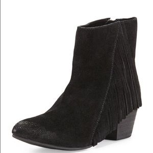 Seychelles Good Advice Suede Booties